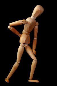 腰椎すべり症による坐骨神経痛