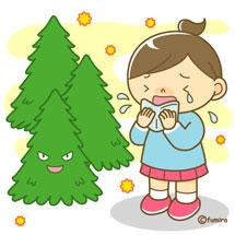 寒暖差アレルギーによる喘息