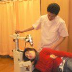 上部頚椎カイロプラクティック
