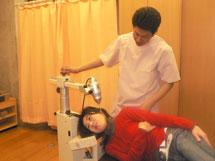 上部頚椎専門