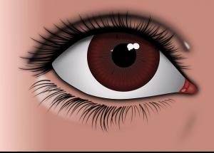 目の痛みを伴う頭痛