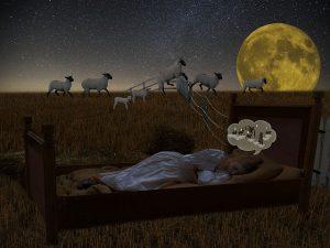 寝つきが悪い不眠症