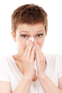 鼻炎の原因