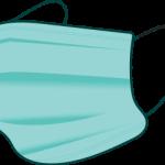 マスクのカビ